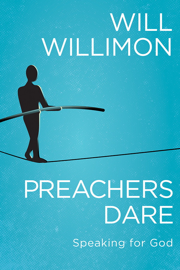 The cover of Preachers Dare